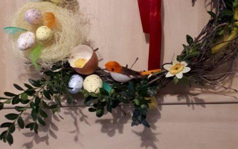 Rodzinne Warsztaty Rybek-Wielkanocne Wianki