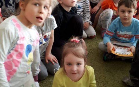 Tydzień Promocji Zdrowia-Każde dziecko dobrze wie, że śmieci nie je się-kolejne działania