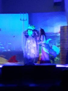 """Delfiny i Rybki na Musicalu """"O małej syrence w niejednej piosence""""Teatru Moich Marzeń"""