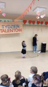 """Tydzień Talentów-Przegląd Recytatorski """"Polscy poeci dzieciom"""""""
