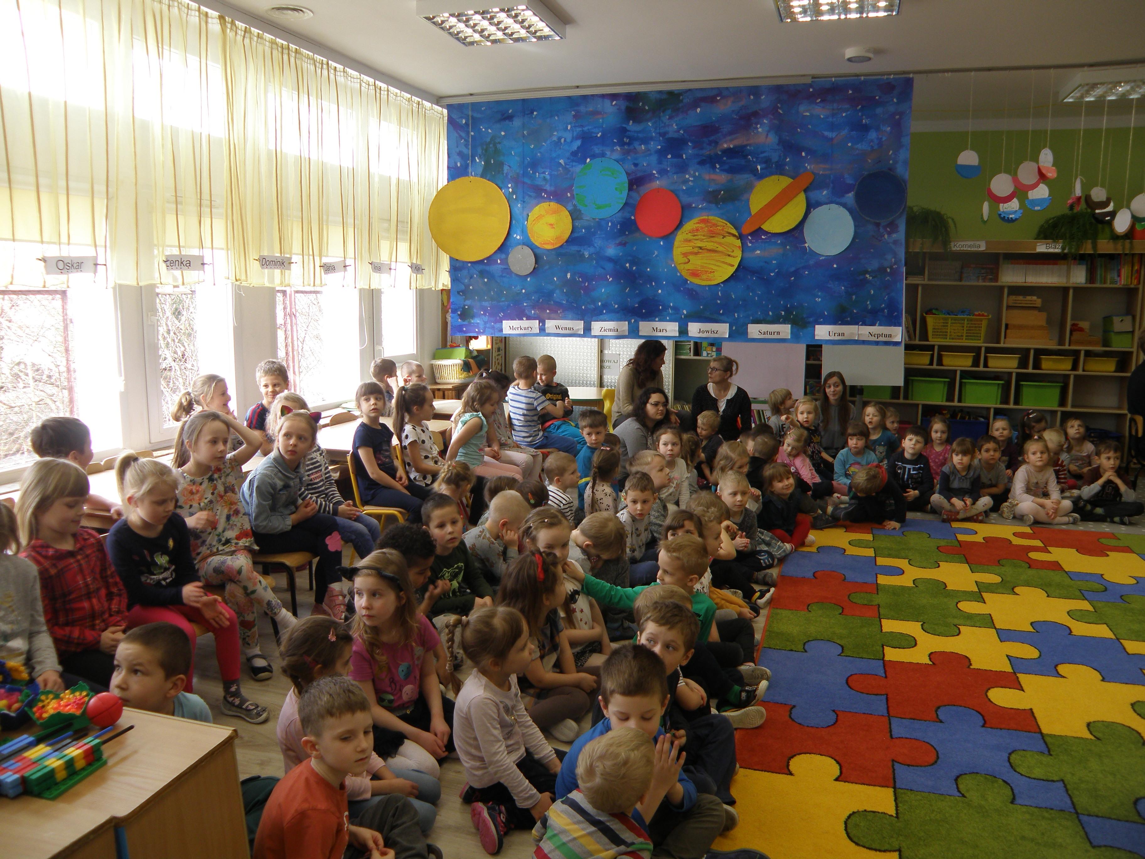 Pożegnanie po wielu latach pracy w naszym przedszkolu Pani Jadzi i Pani Emilii